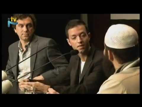 """""""Muslim"""" Gets Owned by FUNNY Sh. Dr. Haitham Al Haddad..."""