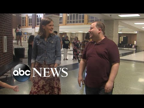 High school drama teacher meets anonymous kidney donor