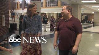 High school drama teacher meets anonymous kidney donor