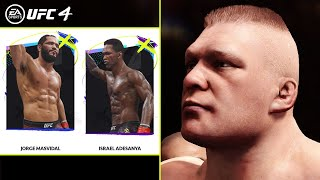 This ea sports ufc 4 video rounds up some recent news on the game. includes roster size vs 3, customisation updates, general improvements, and p...