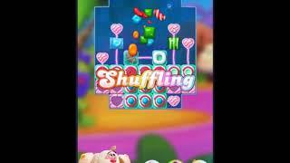Candy Crush Friends Saga Level 265 - NO BOOSTERS 👩👧👦 | SKILLGAMING ✔️