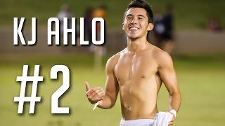 2013-14 Iolani Varsity Soccer Highlights: KJ Ahlo (#2), Mililani, Hawaii
