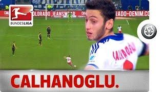 Hakan Calhanoglu and his 41-Metre Goal Against Dortmund