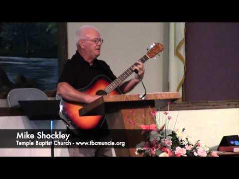 Muncie, Indiana - Mike Shockley - Temple Baptist Church
