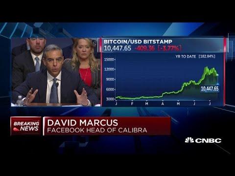 Facebook's David Marcus: US should take the lead in regulating Libra