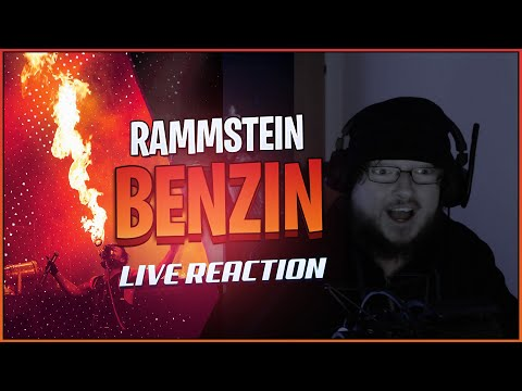 Rammstein Reaction - BENZIN Live at Madison Square Garden