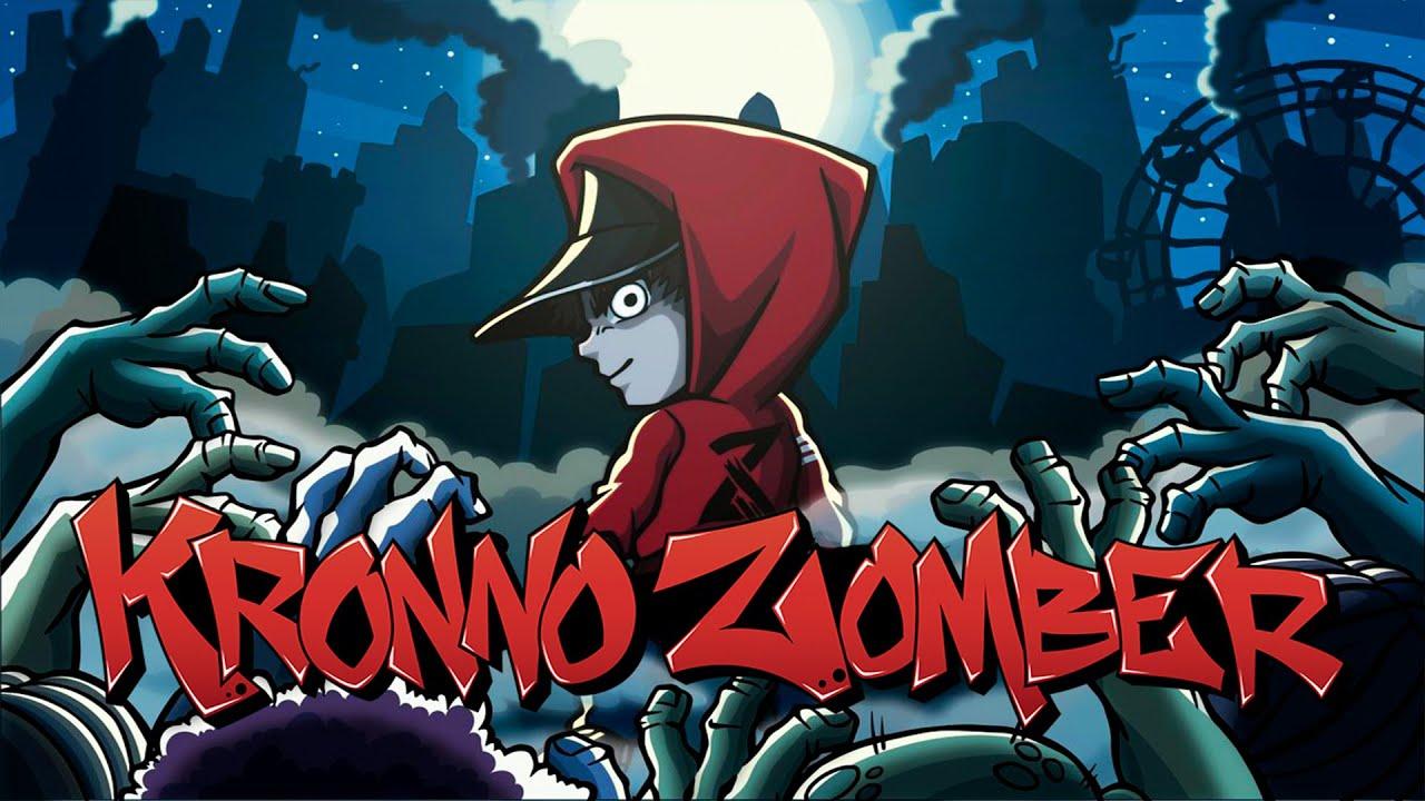 JUGANDO A MI PROPIO VIDEOJUEGO DE ZOMBIES!! ES GRATIS!! KRONNO ZOMBER
