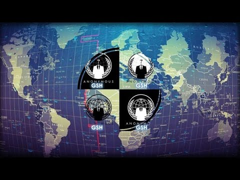 ANONYMOUS TAKES 9 CENTRAL BANKS OFFLINE — UNLEASHES MASSIVE ASSAULT ON 'GLOBAL BANKING CARTEL'