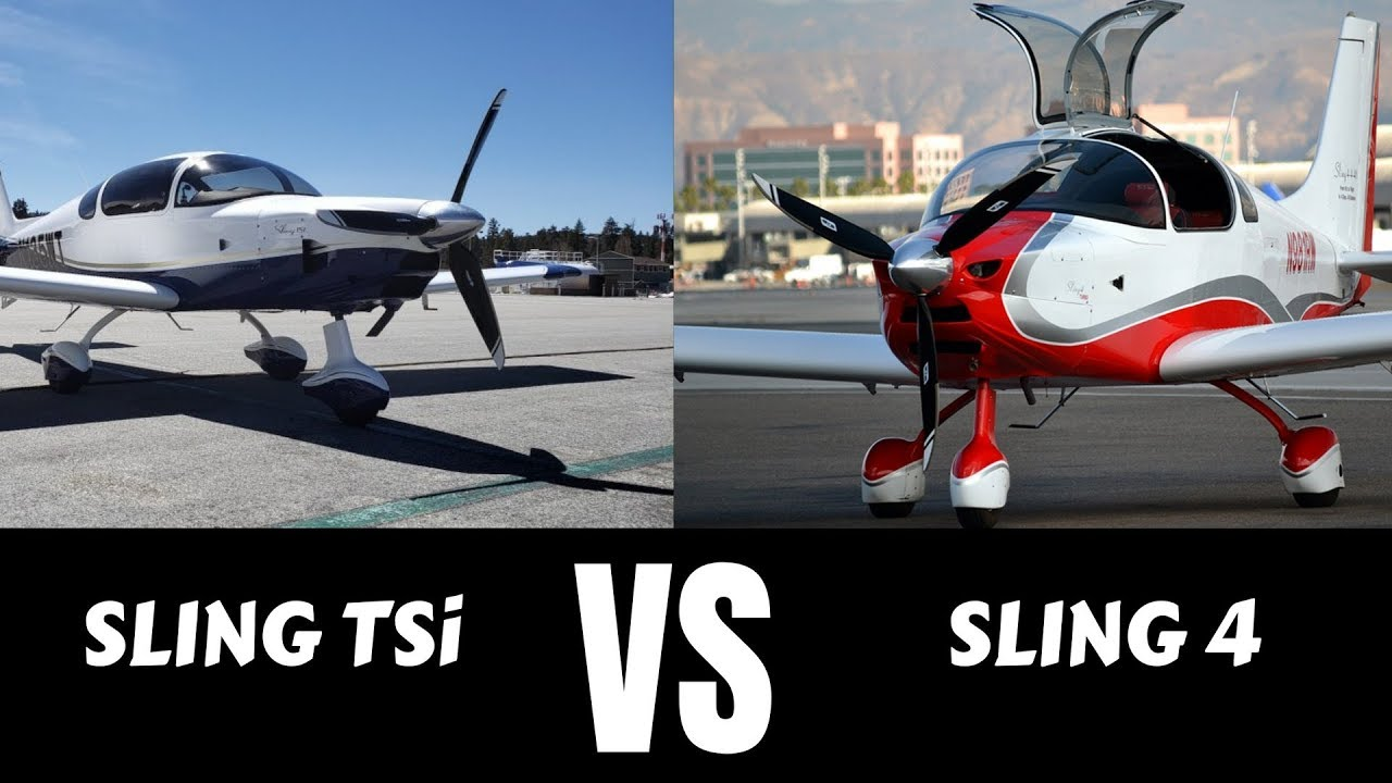 Sling 4 Vs Sling TSi  What's The Freagin Difference?
