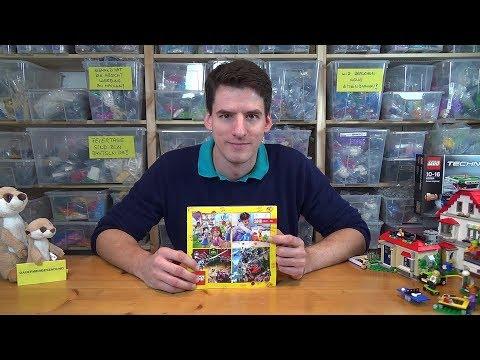 Die Tops & Flops aus dem LEGO® Katalog 2018 - 1. Halbjahr
