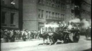 Firefighting In The Horse-drawn Era - Getting There (k3 001)