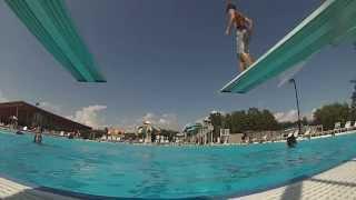 Double Backflip Belly-Flop Fail (And Some Random Kids Fail)