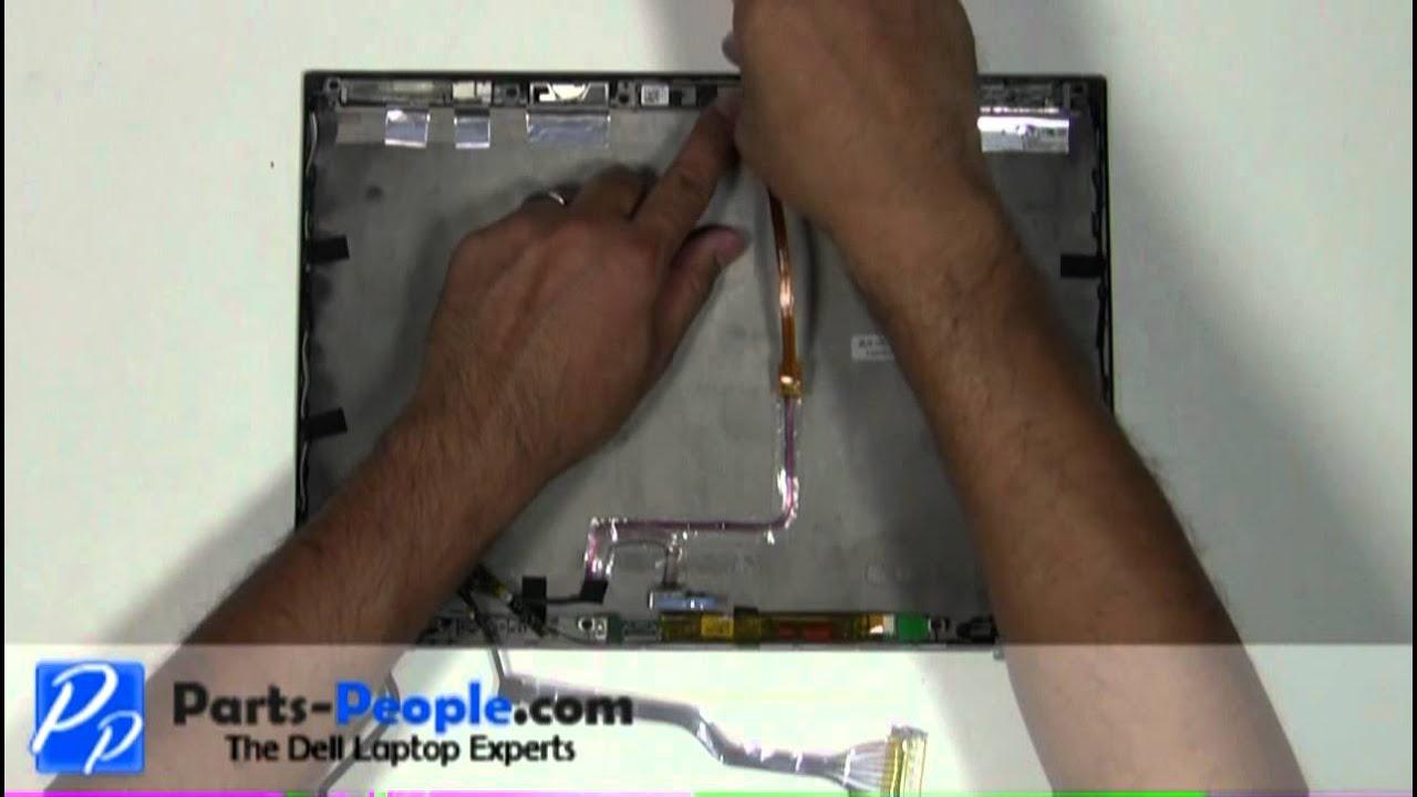 DC02000J30L Dell OEM Latitude E6400 LED LCD Flex Ribbon Cable FX188