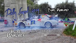 17° Rally Legend 2019 - San Marino - Best Moments | By Szoppe18Video