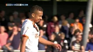 HHC Hardenberg - Katwijk 1-3 | VVKatwijkTV