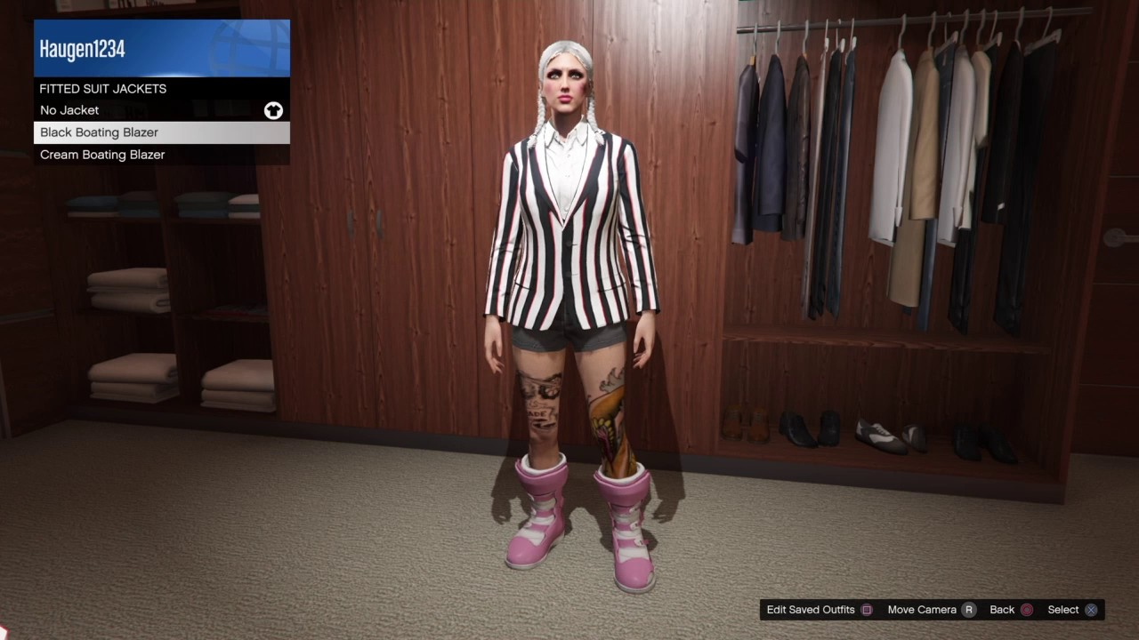 how to get biker clothes gta v