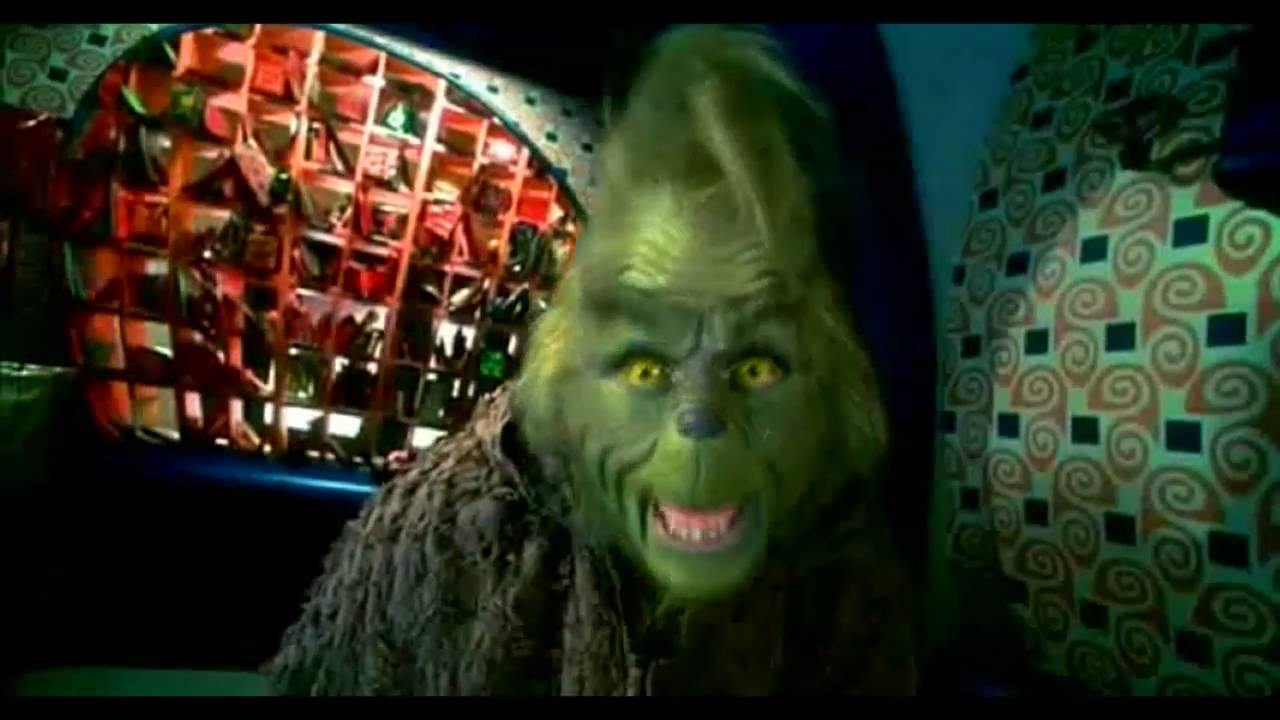 How the grinch stole christmas 2000 theatrical trailer youtube