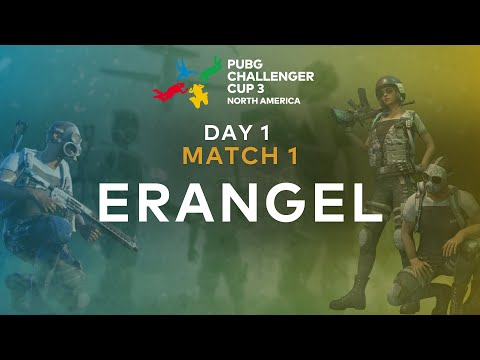 NA Challenger Cup 3 | Day 1 - Match 1