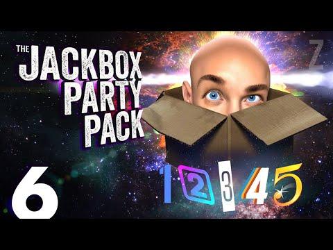The Jackbox Party Pack Part 6 - QUIPLASH 2 Episode 3  