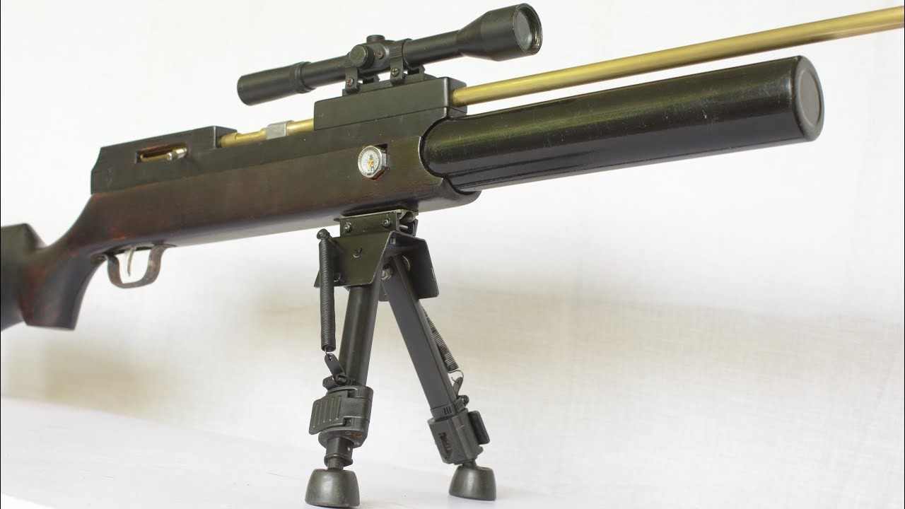 How To Make Best PCP Airgun Bipod