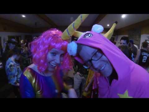 Karaoke night (POWDER KING, BC ❄ PKDAYS #20 ❄ GoPro ❄ Drone ❄ HD)