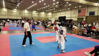 Michigan Taekwondo Tourney 11/19/16