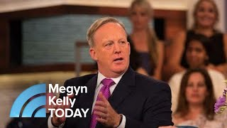Megyn Kelly Questions Sean Spicer About Press Briefings, Inauguration, More Megyn Kelly TODAY