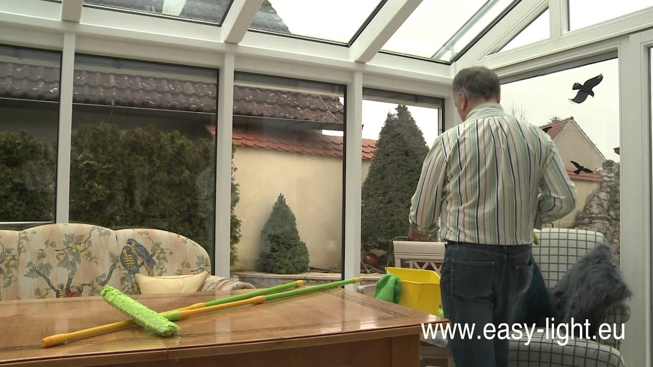 Easylight fensterwischer youtube