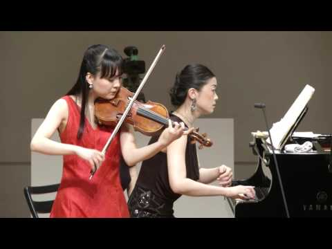 M.Ravel Tzigane - Rika Masato