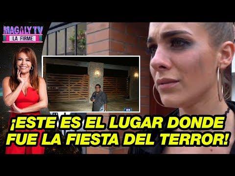 Poly Ávila: ¡Este es el lugar donde fue la fiesta donde drogaron a modelo!