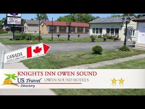 Knights Inn Owen Sound - Owen Sound Hotels, Canada