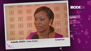 MODE24 - Côte d'Ivoire: Isabelle Anoh, Créatrice