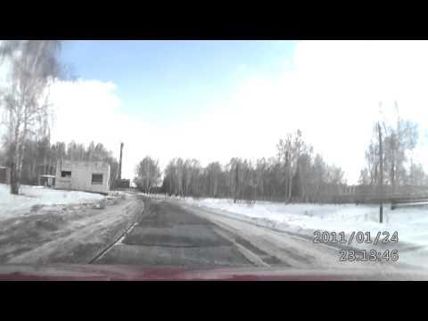 Видеорегистратор Texet DVR-500HD тест