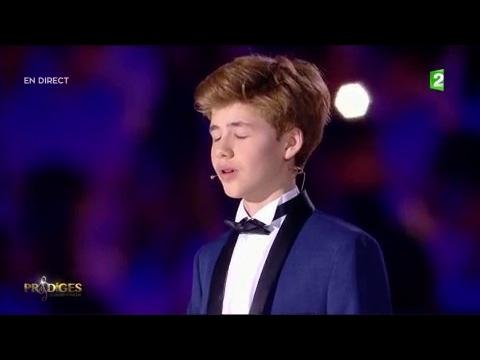 Alexandre chante « Ave verum corpus » de Mozart - Prodiges