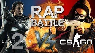 Рэп Баттл - Destiny 2 vs. Counter-Strike: Global Offensive