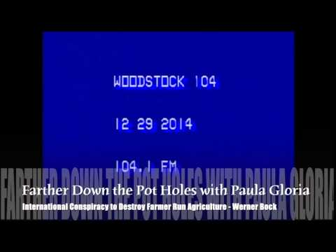 Werner Bock Calls Into Woodstock 104