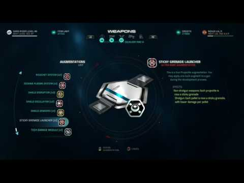 Mass Effect Andromeda Research and Development 1