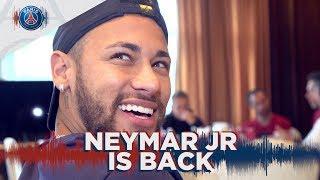 NEYMAR JR IS BACK