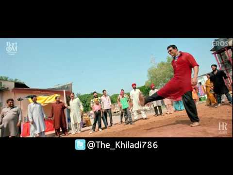 O Balma Full HD  Song  Khiladi 786