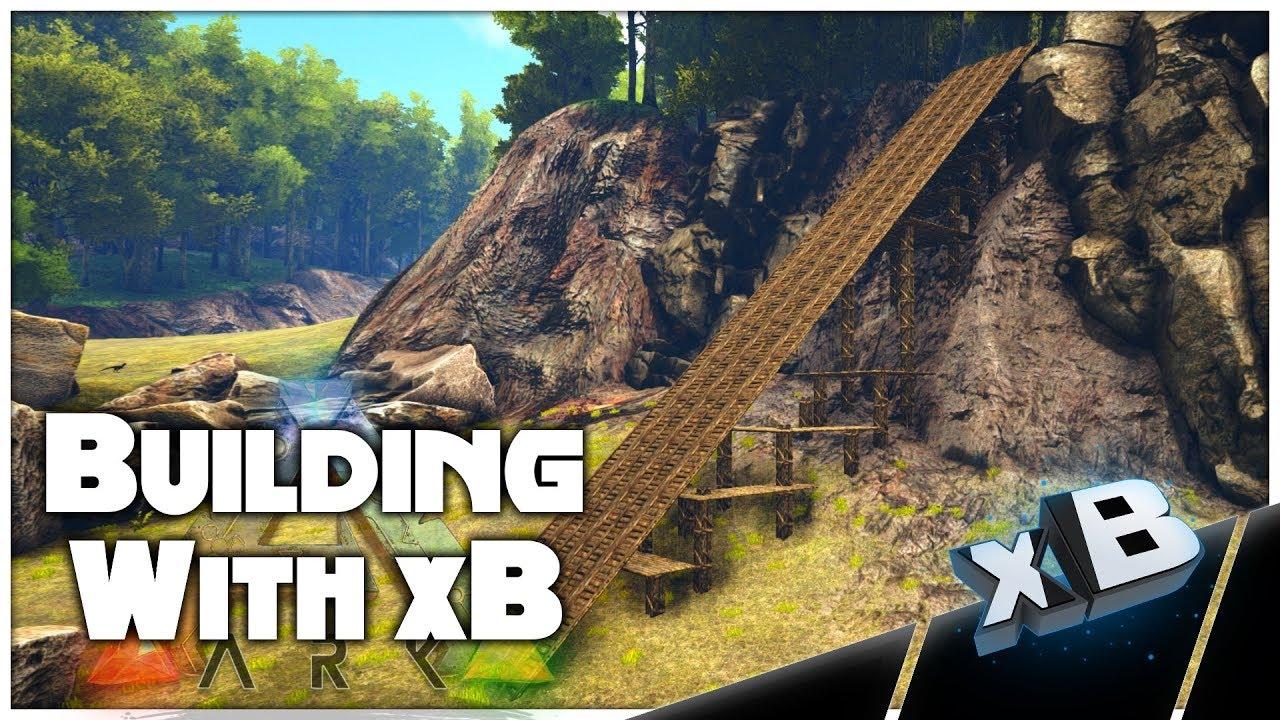 Super Easy Super Ramps Ark Building Basics With Xb E05