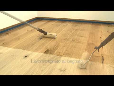 Come verniciare il parquet istruzioni passo dopo passo for Come disegnare un piano casa passo dopo passo