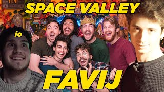 da SPACE VALLEY con FAVIJ!