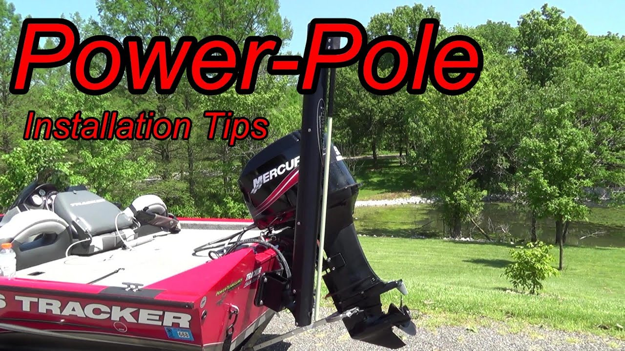 small resolution of power pole installation tips