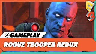 15 Minutes of Rogue Trooper Redux Gameplay | E3 2017