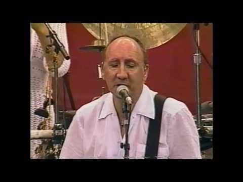 Pete Townshend   Live in Bethel NY 1998 Part 2 of 2