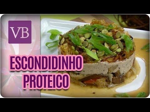 Escondidinho Proteico - Você Bonita (09/04/18)