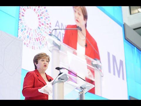 Decelerating Growth Calls for Accelerating Action, Speech by Kristalina Georgieva