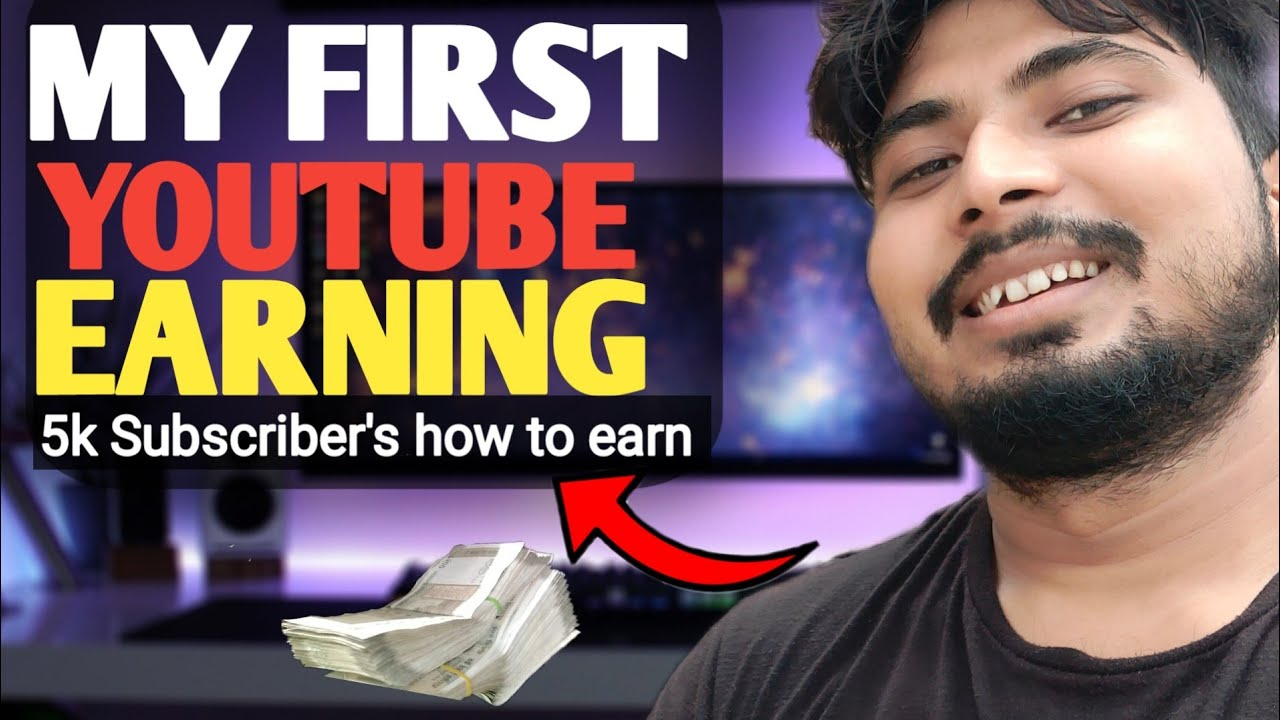 First Payment From Youtube || My First YouTube Earning 2020 || how to earn from New youtube channel