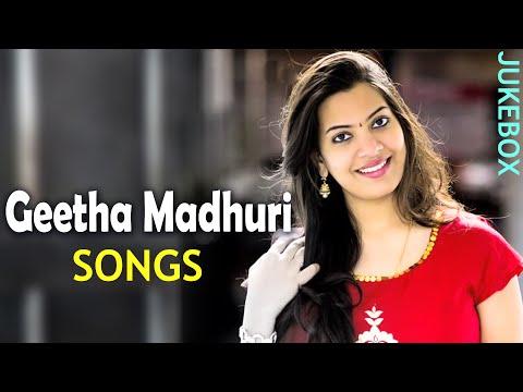Geetha Madhuri Telugu Hit Songs Collection - Video Songs #Jukebox
