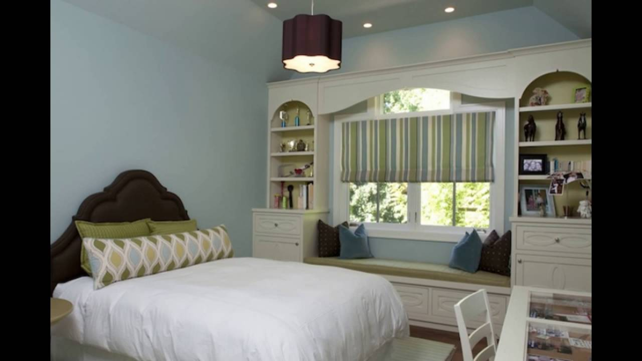 bedroom window seat  YouTube